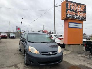 Used 2007 Toyota Sienna LE**7 PASSENGER**ONLY 179 KMS**CERTIFIED for sale in London, ON