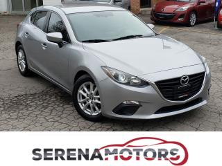 Used 2014 Mazda MAZDA3 GS-SKY | MANUAL | BACK UP CAM | NO ACCIDENTS for sale in Mississauga, ON