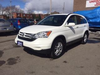 Used 2011 Honda CR-V EX for sale in Burlington, ON