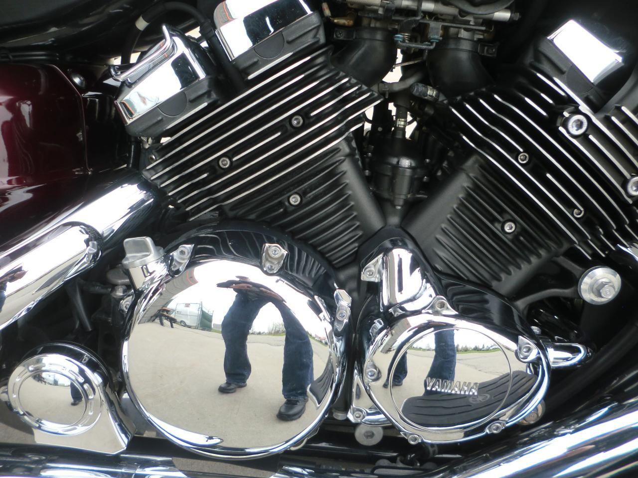 2008 Yamaha RSVENTURE