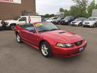 Used 2001 Ford Mustang for sale in Burlington, ON