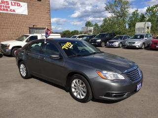 Used 2011 Chrysler 200 Touring for sale in Burlington, ON
