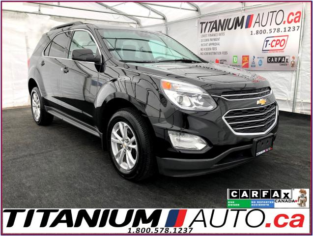 2017 Chevrolet Equinox 2LT-AWD-GPS-Camera-Sunroof-Heated Power Seats-XM-