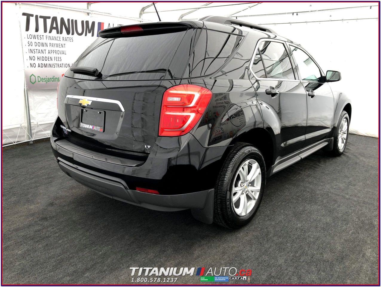 2017 Chevrolet Equinox Titanium Auto Ca