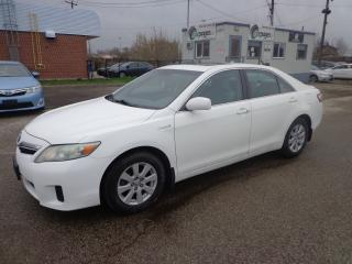 Used 2010 Toyota Camry Hybrid for sale in Kitchener, ON