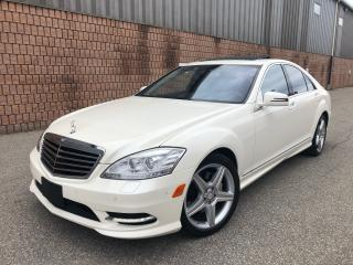 Used 2010 Mercedes-Benz S-Class 4MATIC-AMG SPORT PKG-NAVI-CAMERA-NIGHT VIEW for sale in Toronto, ON