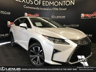 Used 2018 Lexus RX 450h L Executive Package 6 Passenger for sale in Edmonton, AB
