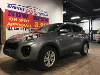 Used 2019 Kia Sportage SUV LX AWD for sale in London, ON