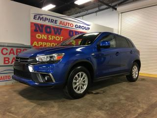 Used 2018 Mitsubishi RVR Sport Utility AWD Android AND Apple Play for sale in London, ON