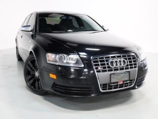 Used 2008 Audi S6 V10   S-LINE   CARBON FIBRE   SUNROOF for sale in Vaughan, ON
