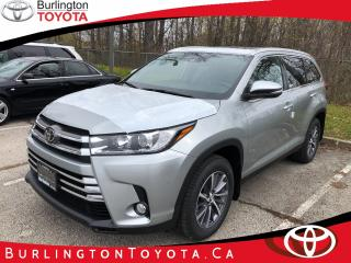 Used 2019 Toyota Highlander XLE for sale in Burlington, ON