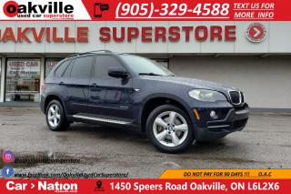 Used 2009 BMW X5 xDrive30i | PANO ROOF | NAV | B/U CAM | HTD SEATS for sale in Oakville, ON