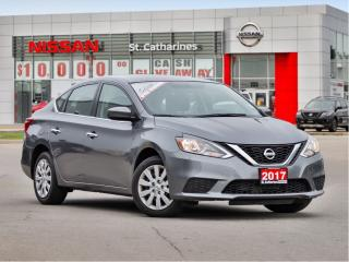 Used 2017 Nissan Sentra SV Back up cam !! for sale in St. Catharines, ON