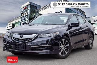 Used 2015 Acura TLX 2.4L P-AWS Bluetooth| Back-Up Camera for sale in Thornhill, ON