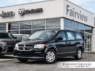 New 2019 Dodge Grand Caravan CANADA VALUE PACKAGE for sale in Burlington, ON