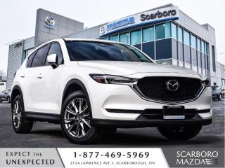 Used 2019 Mazda CX-5 HUGE SAVING|1.5%@FINANCE|CPO|GT|SIGNATURE|AWD for sale in Scarborough, ON