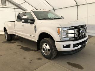 Used 2019 Ford F-350 Super Duty DRW Platinum for sale in Meadow Lake, SK