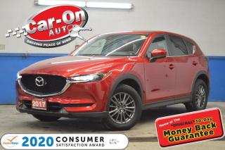 Used 2017 Mazda CX-5 LEATHER NAV REAR CAM HTD SEATS LOADED for sale in Ottawa, ON