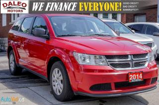Used 2014 Dodge Journey VALUE PKG / PUSH START / DUAL CLIMATE CONTROL for sale in Hamilton, ON