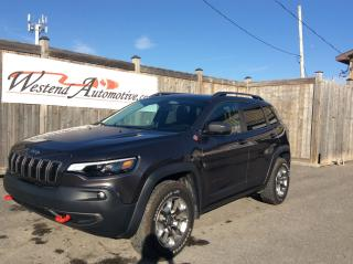 Used 2019 Jeep Cherokee Trailhawk Elite for sale in Stittsville, ON