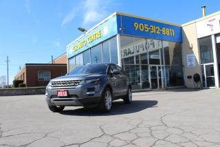 Used 2015 Land Rover Evoque Pure Premium | Navigation | Panoramic Roof | Memory Seats | Heated Leather for sale in Hamilton, ON