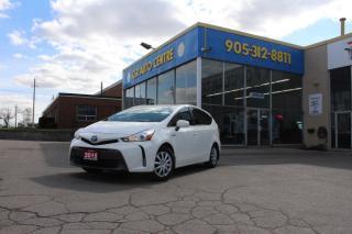 Used 2015 Toyota Prius V Three | PUSH TO START | BLUETOOTH | TOUCHSCREEN | ALLOY WHEELS | POWER DOOR LOCKS | POWER WINDOWS for sale in Hamilton, ON