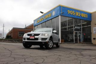 Used 2008 Volkswagen Touareg VR6 FSI | KEYLESS ENTRY | POWER LEATHER HEATED SEATS | ALLOY WHEELS | SUNROOF for sale in Hamilton, ON