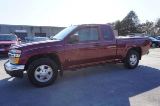 Used 2008 Chevrolet Colorado LT1 Ext. Cab AUTO *ACCIDENT FREE*SERVICE RECORD* BED COVER ALLOYS for sale in Milton, ON