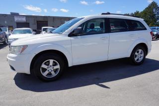 Used 2010 Dodge Journey SE AUTO 7 PASSENGERS *1 OWNER*ZERO CLAIM* ALLOYS BLUETOOTH for sale in Milton, ON