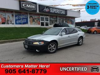 Used 2003 Pontiac Grand Prix GT for sale in St. Catharines, ON