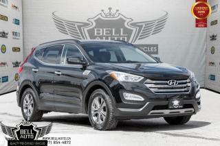 Used 2016 Hyundai Santa Fe Sport HEATED SEATS, A/C, BLUETOOTH, USB, ALLOY WHEELS for sale in Toronto, ON