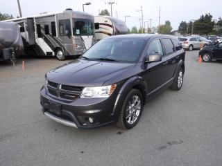Used 2014 Dodge Journey R/T Rallye AWD for sale in Burnaby, BC