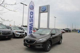 Used 2015 Mazda CX-9 GT | AWD, Alloys & Bi-Xenons!! for sale in Whitby, ON