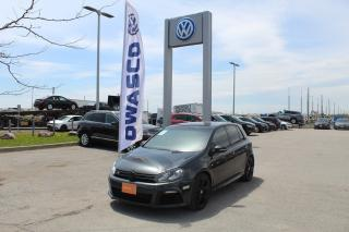 Used 2012 Volkswagen Golf R Base (M6) for sale in Whitby, ON