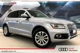 Used 2017 Audi Q5 2.0T Progressiv + Nav | Rear Cam | Certified! for sale in Whitby, ON