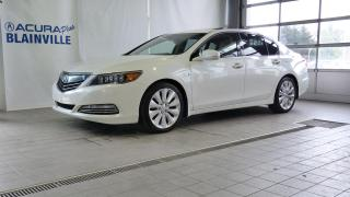 Used 2014 Acura RLX Sport Hybrid ** SH-AWD ** for sale in Blainville, QC