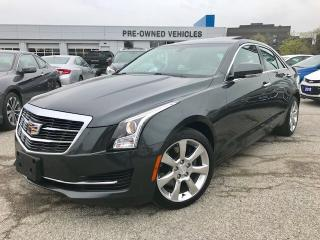 Used 2016 Cadillac ATS Luxury Collection RWD Luxury|AWD|Sunroof|Bose| for sale in Mississauga, ON