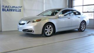 Used 2012 Acura TL 2WD ** TECH ** for sale in Blainville, QC