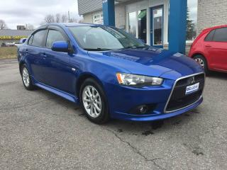 Used 2012 Mitsubishi Lancer SE*Toit OUVRANT+CUIR for sale in Québec, QC