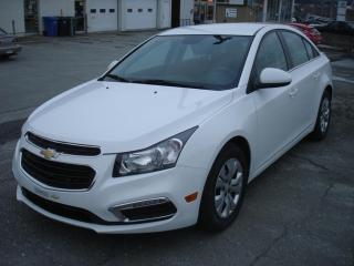 Used 2015 Chevrolet Cruze LT Turbo for sale in Thetford Mines, QC