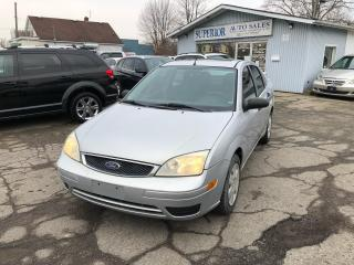 Used 2006 Ford Focus Fully certified! for sale in St Catharines, ON