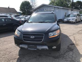 Used 2008 Hyundai Santa Fe for sale in St Catharines, ON