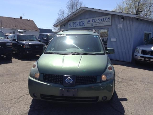 2004 Nissan Quest Fully Certified!