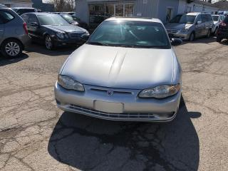 Used 2004 Chevrolet Monte Carlo Fully Certified! for sale in St Catharines, ON