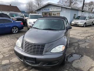 Used 2005 Chrysler PT Cruiser for sale in St Catharines, ON