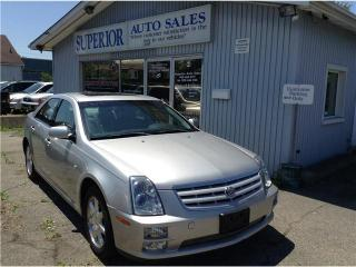 Used 2006 Cadillac STS for sale in St Catharines, ON