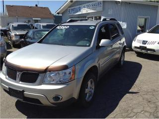Used 2007 Pontiac Torrent for sale in St Catharines, ON