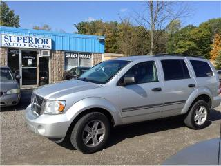 Used 2007 Dodge Durango SLT Fully Certified! for sale in St Catharines, ON