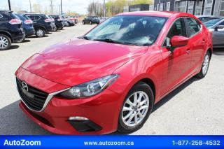 Used 2015 Mazda MAZDA3 GS **CAMERA DE RECUL**FINANCEMENT FACILE for sale in Laval, QC