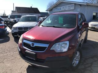 Used 2008 Saturn Vue XE Fully Certified! for sale in St Catharines, ON